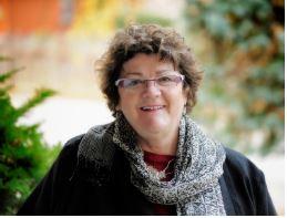 A headshot of Dr. Jean Clinton