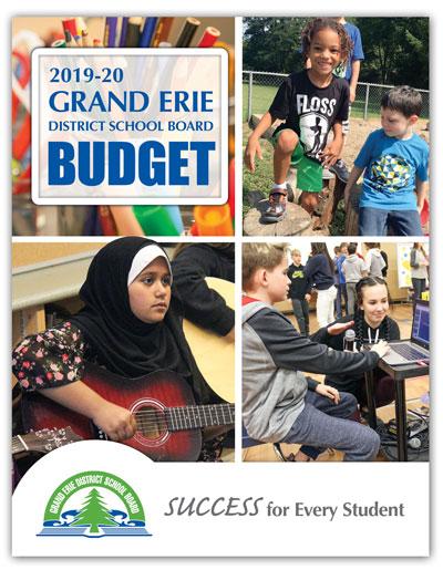 Grand Erie District School Board 2019-20 Budget