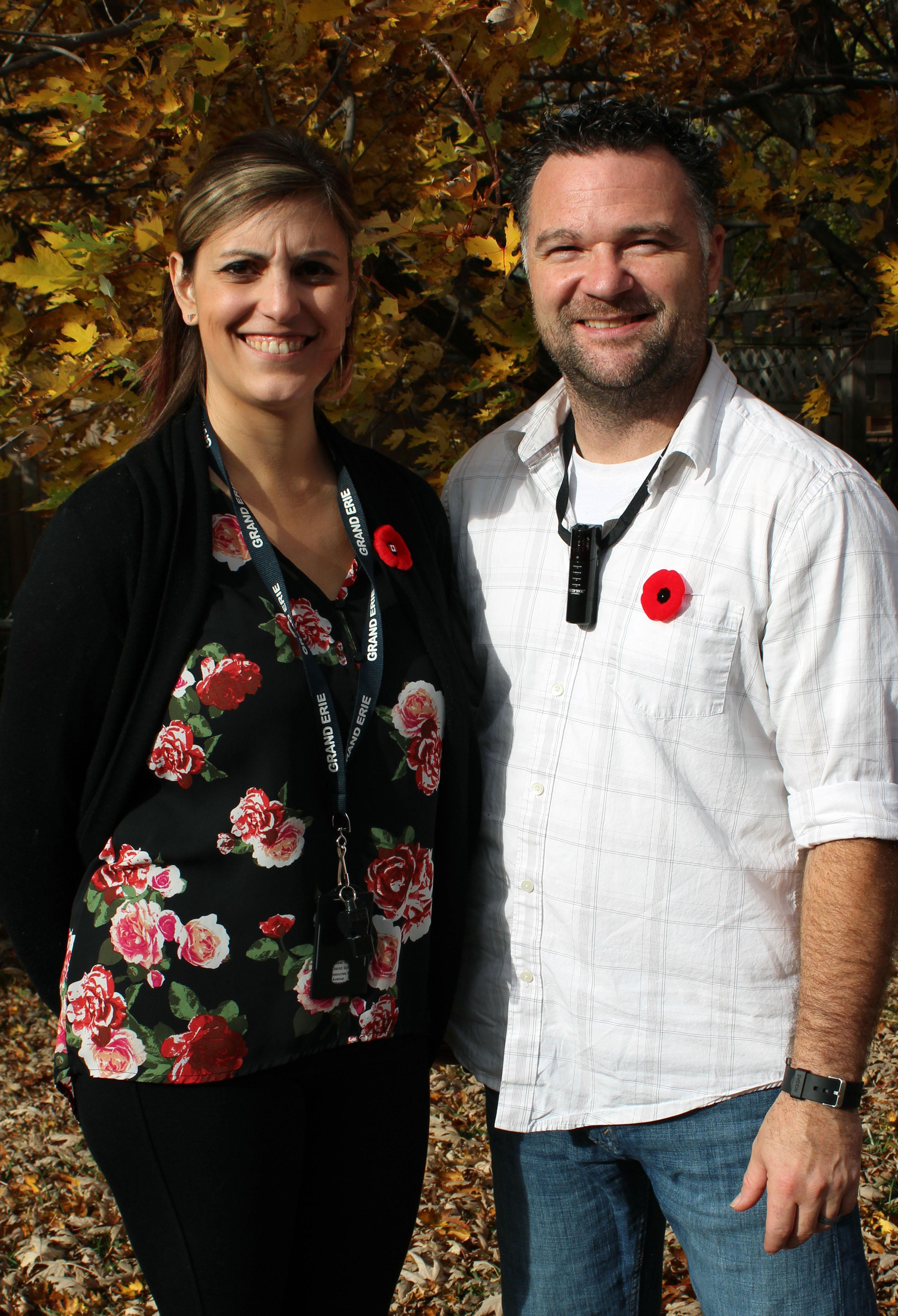 Krista and Joe Ed Tech Leads Photo