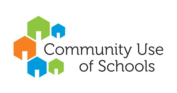 Community Use of Schools Logo